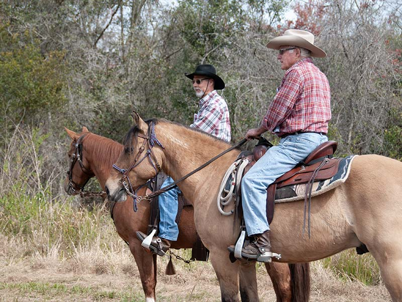 Equestrian Trail Maps